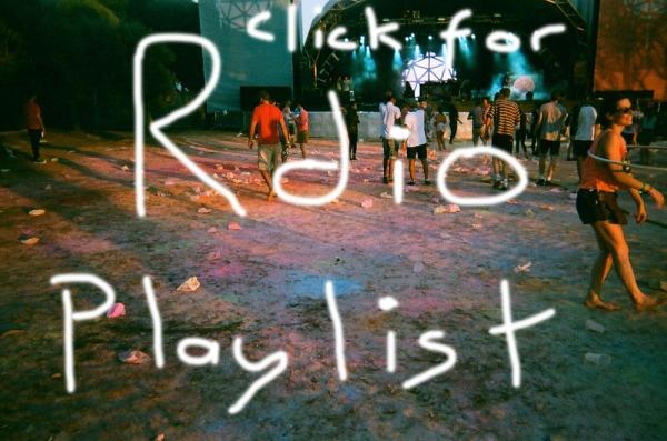 rdio tracks 2013