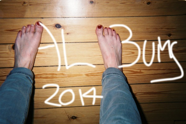 Albums of 2014 list